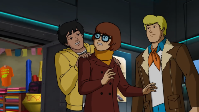 Scooby-Doo and the Curse of the 13th Ghost flim flan
